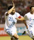 Carlos el Pescado Ruiz disfrutó cada juego de la Selección Nacional. (Foto Prensa Libre: Hemeroteca)