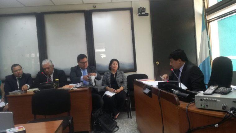 Eddie Rodolfo Jiménez Mijangos es el primer condenado en el caso Transurbano. (Foto Prensa Libre: Cicig)