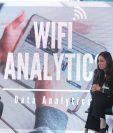 José David Ramírez, Ana Carreto y Juan José Dougherty exponen las virtudes de WIFI Analytics