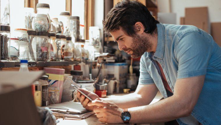 La Planeación de Ventas y Operaciones (S&OP) es crucial en cualquier comercio en línea. (Foto, Prensa Libre: Shutterstock).