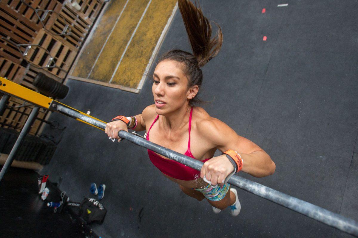 Vera Valdez comparte su alegría y emoción por clasificar a los CrossFit Games