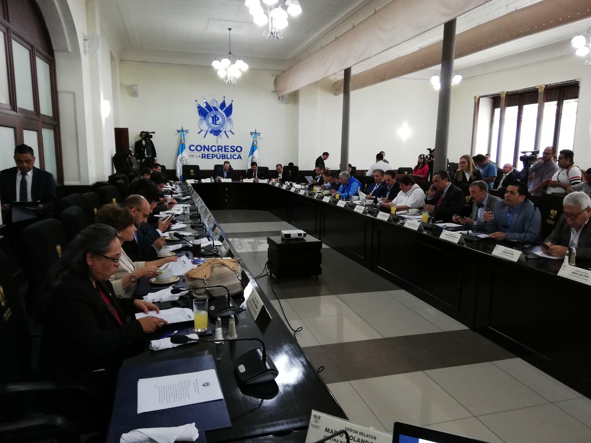 El contralor General de Cuentas en funciones Fernando Fernández llegará el próximo miércoles al Congreso con los jefes de bloque. (Foto Prensa Libre: Carlos Álvarez)