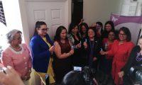 La Asociación busca profesionalizar y proteger los derechos de las mujeres juezas. (Foto Prensa Libre: Kenneth Monzón)