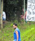 Carlos Ruiz, cuando era parte de la Selección de Guatemala. (Foto Prensa Libre: Hemeroteca PL)