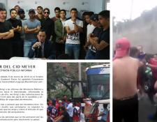 La jornada doce dejó en evidencia los problemas que se encuentran enraizados en el futbol guatemalteco. (Foto Prensa Libre: Hemeroteca PL)