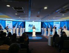 Diez candidatos presidenciales dijeron estar de acuerdo con la propuesta de la Cepal (Foto Prensa Libre: Hemeroteca PL)
