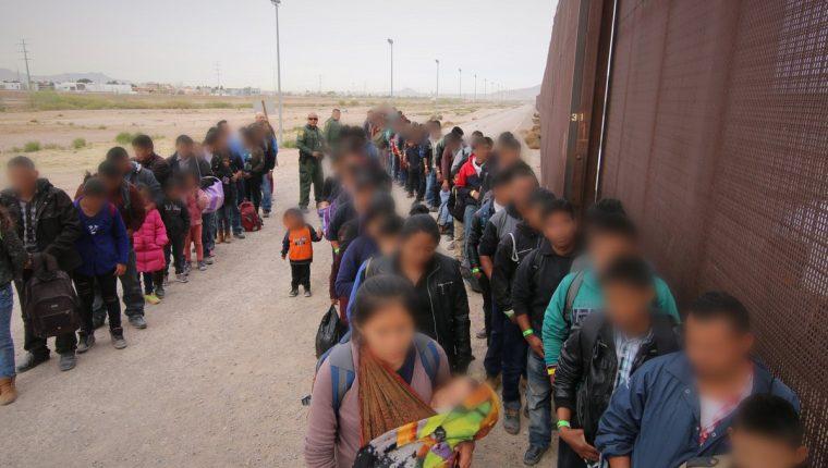 Ninguna de las accioens tomadas hasta hoy por EE. UU. ha evitado que miles de centroamericanos migren de manera irregular a ese país. (Foto: CBP)
