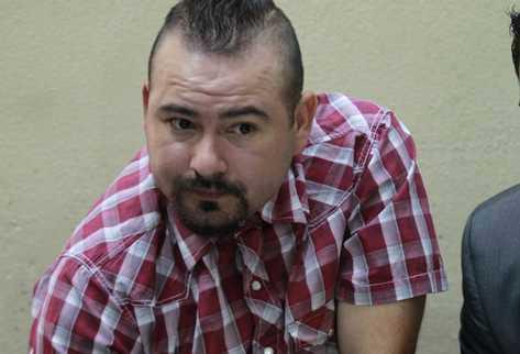 Howard Wilfredo Barillas Morales, el Mata zetas, domina el penal Pavoncito. (Foto Prensa Libre: Hemeroteca PL)