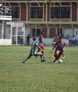Deportivo Iztapa y Antigua GFC igualan. (Foto Prensa Libre: Carlos Paredes)