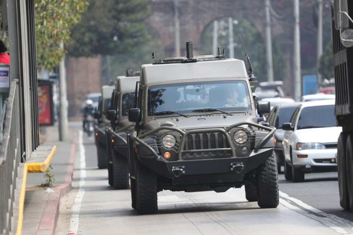 Hechos para ejércitos: Conozca las características de los Jeep J8