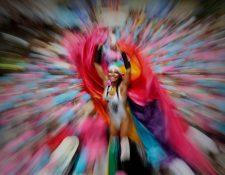 Durante 4 días se vivirá intensamente el carnaval en todo Río de Janeiro.