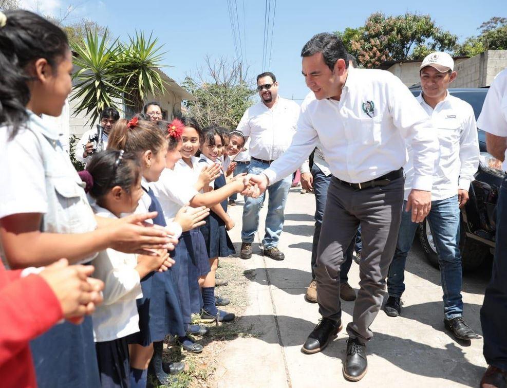 """""""Está dejando mucho que desear:"""" Jimmy Morales critica al TSE"""