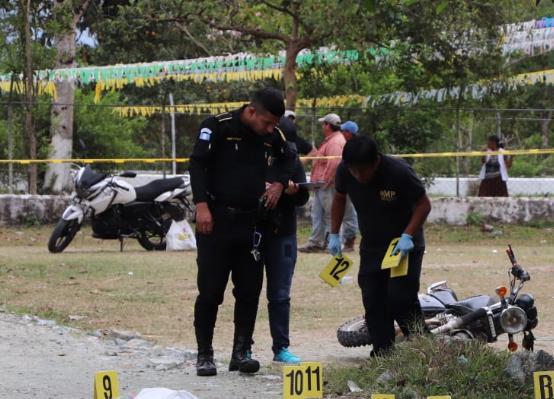 Esto se sabe respecto de la muerte violenta de dos guardarecursos en Morales