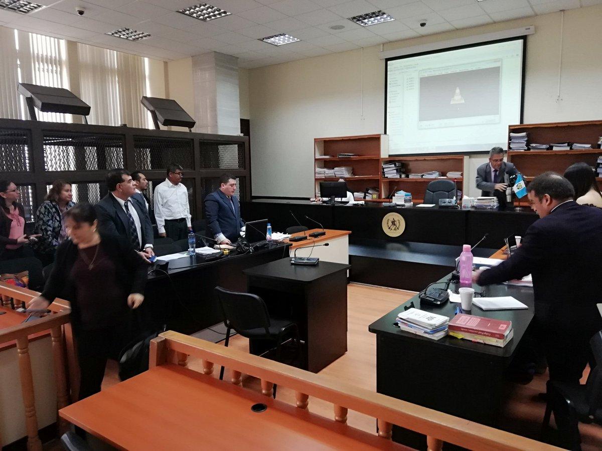 Defensa del exfiscal Ronny López rechaza acusación del caso Manipulación de Justicia
