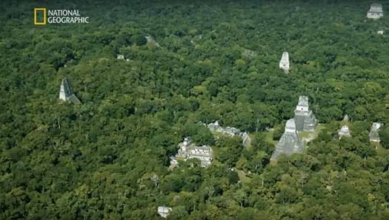 Este domingo se transmitió el segundo capítulo de Secretos de los mayas, en el cual se analizaron los rituales mayas. (Foto Prensa Libre: NatGeo).