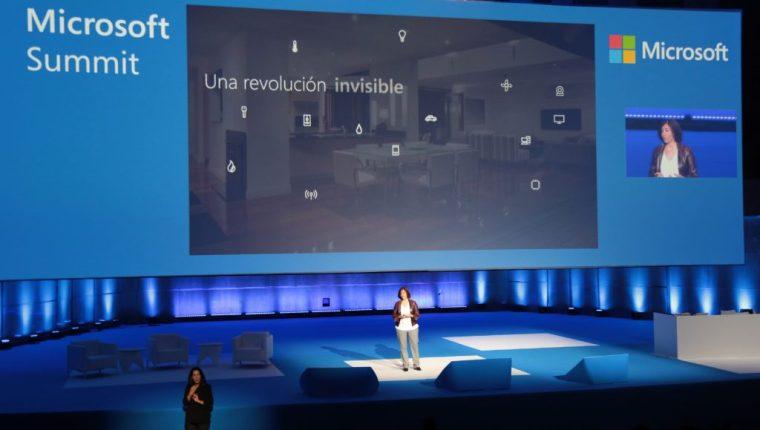 La 5a. edición del Microsoft Innovation Summit como parte de su iniciativa Tour de Inteligencia Artificial en Centroamérica, realizará este martes la firma Guatemala. (Foto, Prensa Libre: Microsoft).