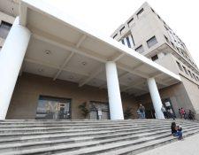 La sede central del Ministerio Público en la zona 1 capitalina. (Foto Prensa Libre: Hemeroteca PL)