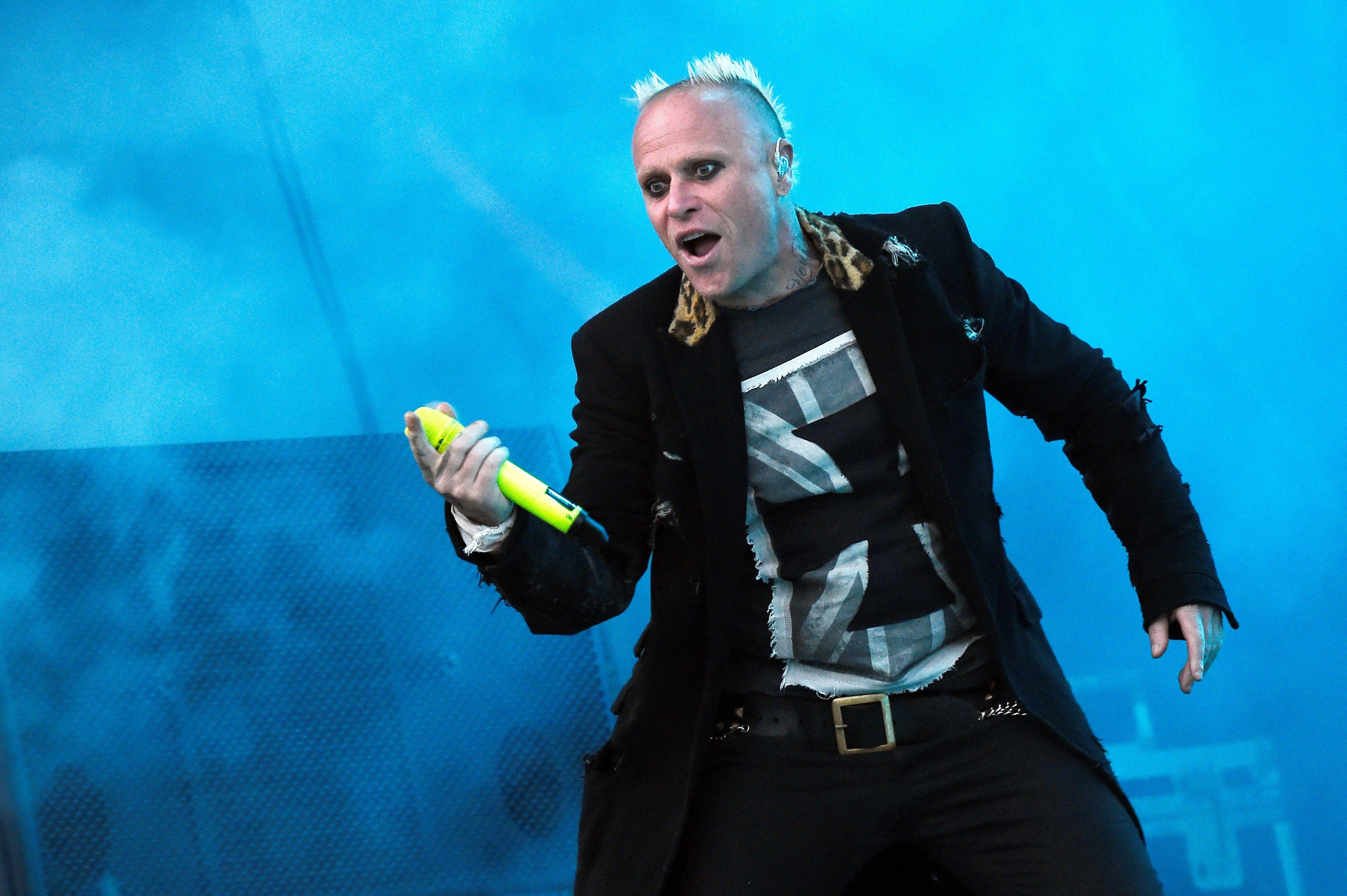 Keith Flint fue reconocido por haber sido el cantante de la agrupación The Prodigy. (Foto Prensa Libre: EFE)