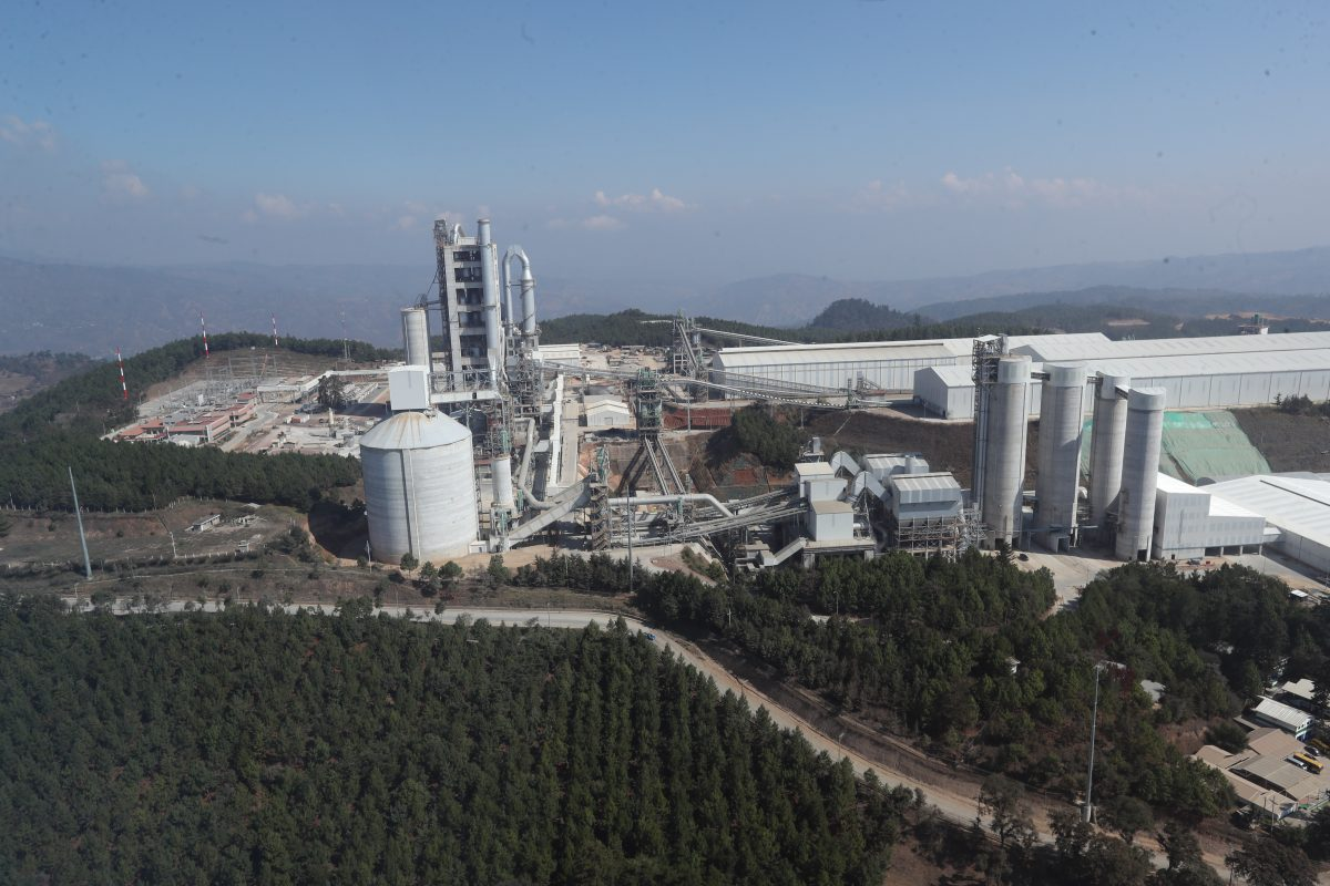 Esta es la planta en la que Cementos Progreso invirtió US$500 millones en San Juan Sacatepéquez