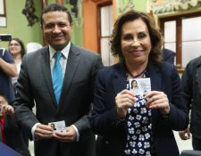 La inscripción como candidata le otorga inmunidad a Sandra Torres. (Foto: Hemeroteca PL)