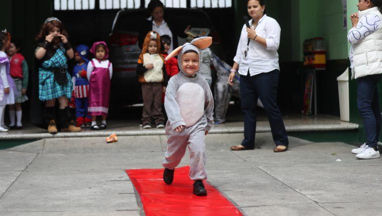 Niños celebraron el carnaval en el colegio ITC