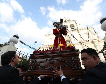 Fotogalería: Traslado de Jesús del Beaterio de Belén