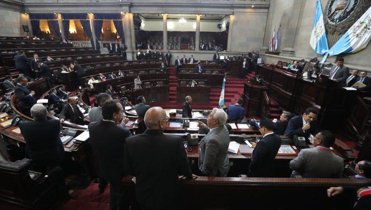 A pesar del rechazo que ha causado el proyecto de reformas a la Ley de Reconciliación Nacional, el Congreso sesionará hoy por la tarde y podría aprobar en tercer debate la iniciativa. (Foto Prensa Libre: Hemeroteca PL)