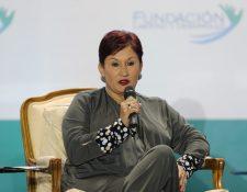 Thelma Aldana, exfiscal General y candidata a la Presidencia. (Foto: Hemeroteca PL)
