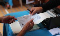 Mesas de empadronamiento elecciones 2019 ubicado en las instalaciones del Tribunal Supremo Electoral.   Erick Avila                   17/03/2019