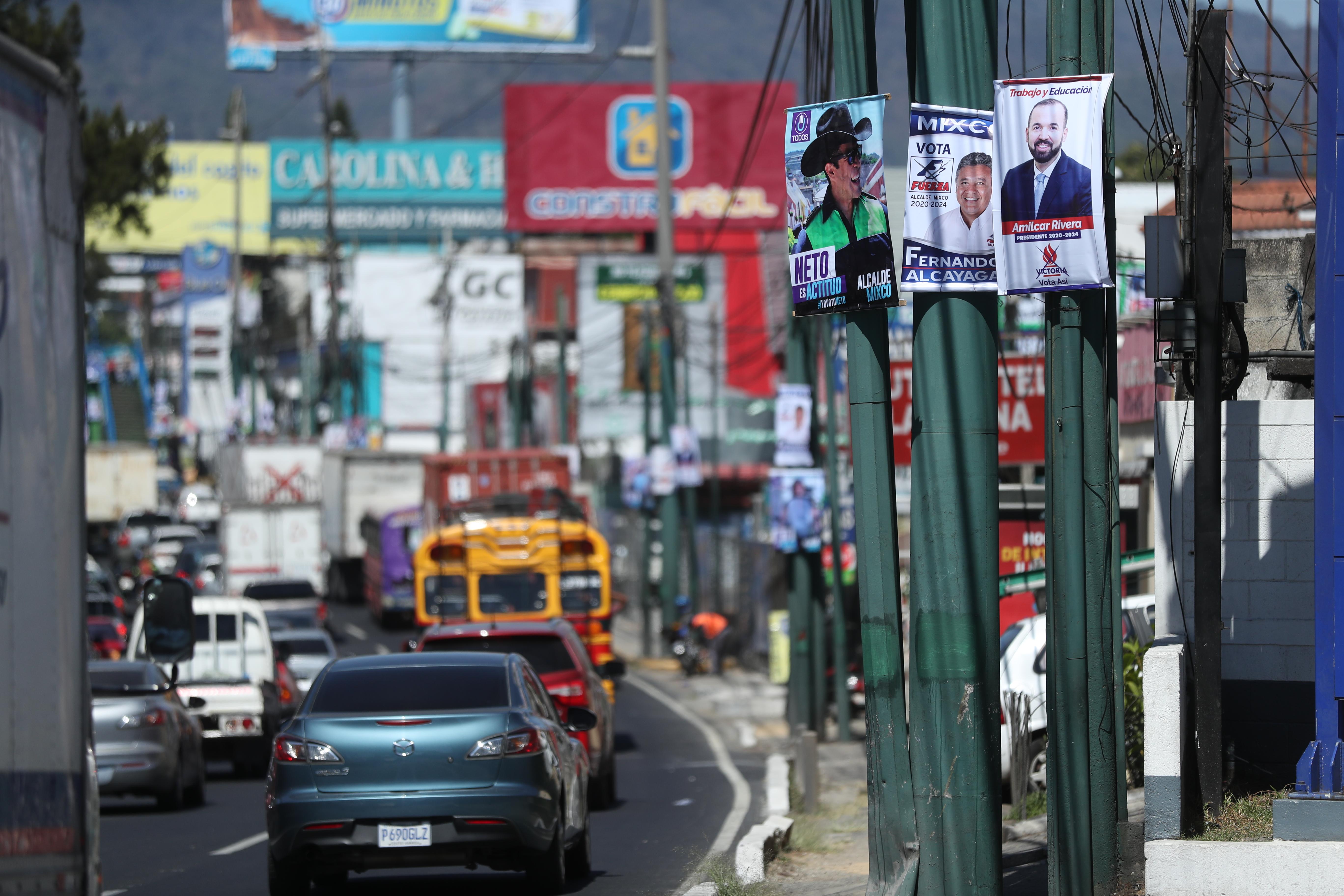 Los comités ejecutivos nacionales deciden quiénes van como candidatos (Foto Prensa Libre: Hemeroteca PL)