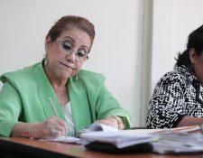 Blanca Stalling no podrá ingresar a Estados Unidos, debido a que la visa le fue revocada. (Foto Prensa Libre: Hemeroteca PL)