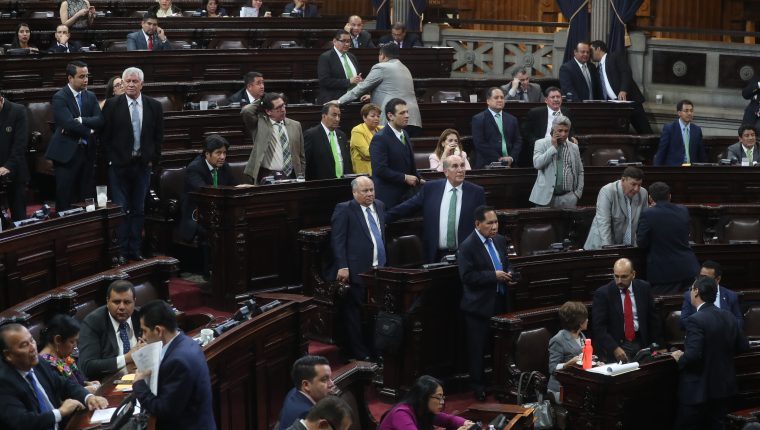 La ratificación de un acuerdo de tercer país seguro sería muy complicada señalan legisladores. (Foto Prensa Libre: Hemeroteca PL)