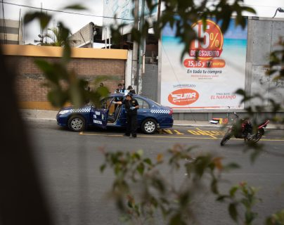 Día Violento en Guatemala. Situación de extorsiones con taxista.