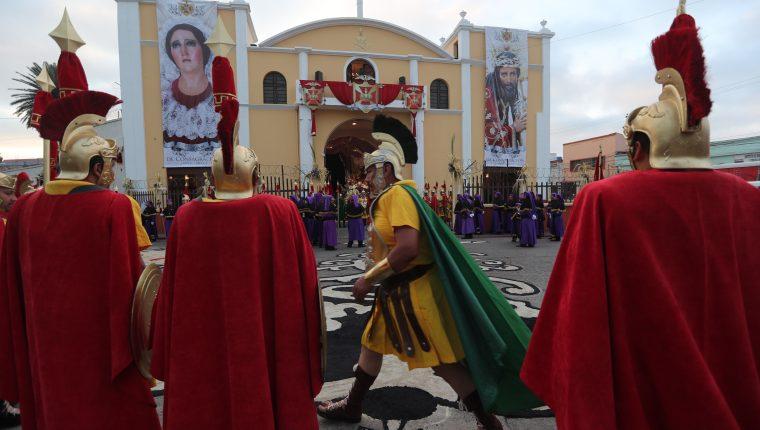 Escuadrón de Romanos del Santuario Arquidiocesano del Señor San José