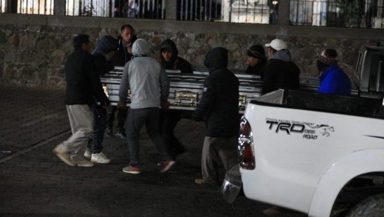 Luto y dolor en Nahualá, Sololá, después de un trágico accidente.