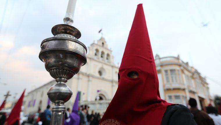 Actividades durante el cuarto viernes de Cuaresma en Guatemala