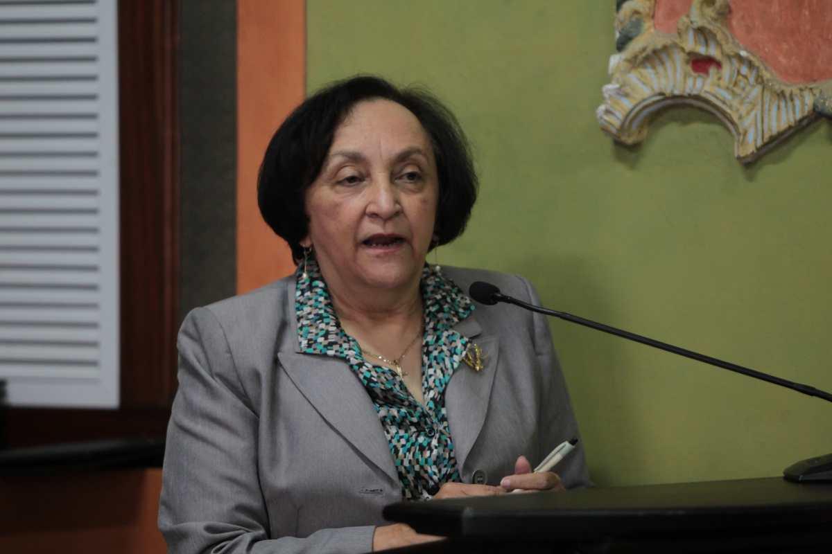 """Raquel Zelaya: """"Los políticos siempre van a estar bajo la lupa social"""""""