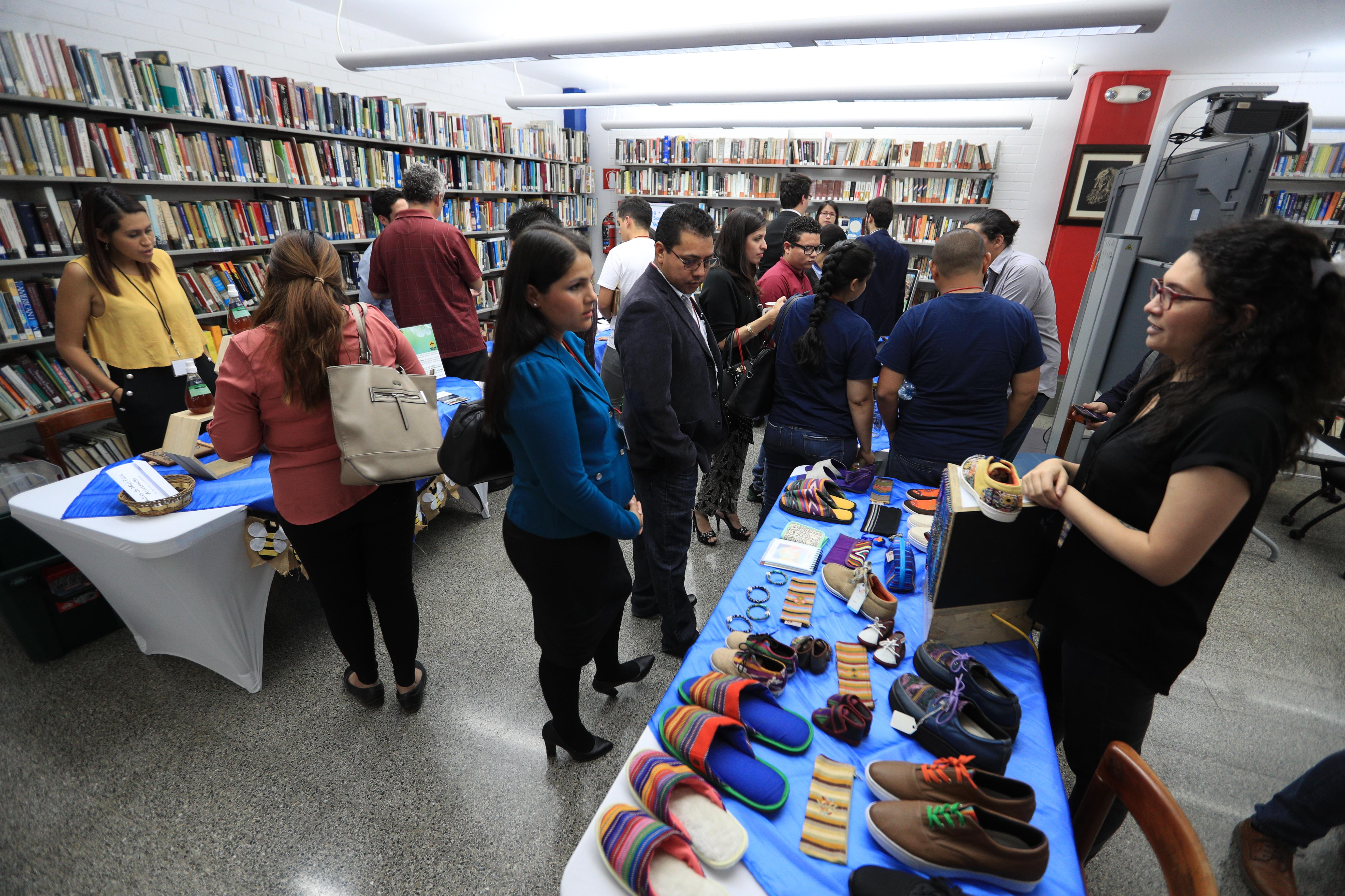 Guatemala tendrá 60 días para poder formar la red más grande de emprendedores, uno de los retos de YLAI. (Foto Prensa Libre: Carlos Hernández Ovalle)