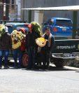 Varias tragedias en carreteras han enlutado a familias guatemaltecas. (Foto Prensa Libre: Carlos Hernández)