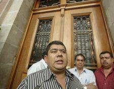 Luis Gómez fue trasladado este domingo a Mariscal Zavala por orden de un juez de turno, que en una breve audiencia le dio a conocer los motivos de su detención. (Foto Prensa Libre: Hemeroteca PL)