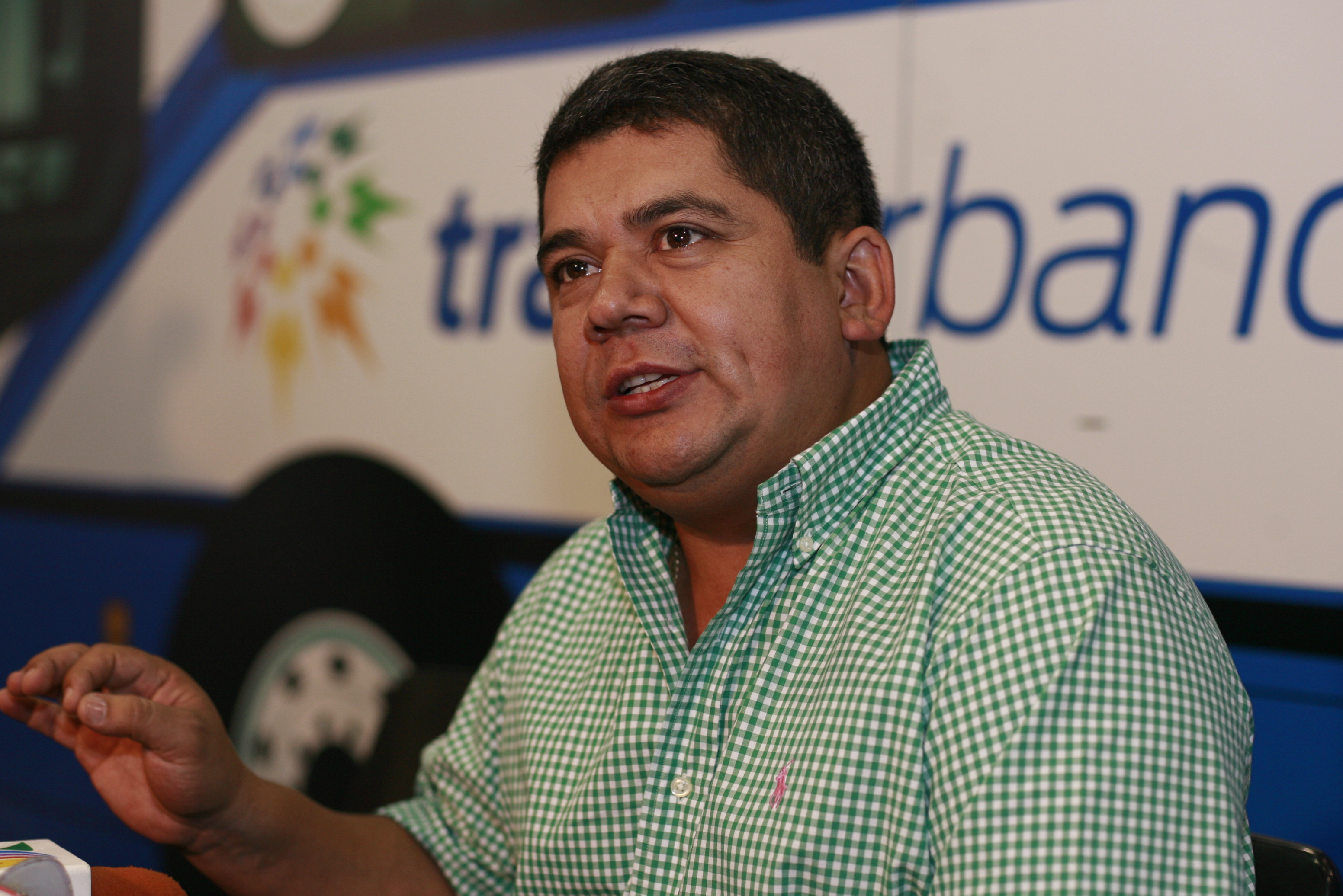 Luis Gomez fue detenido el sábado cuando caminaba por la zona 9. (Foto Prensa Libre: Hemeroteca PL)