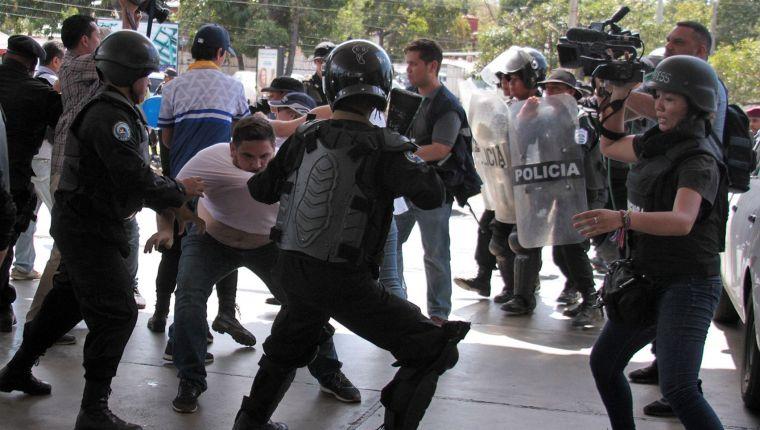 Gremio guatemalteco de periodismo se solidariza con la Prensa nicaragüense