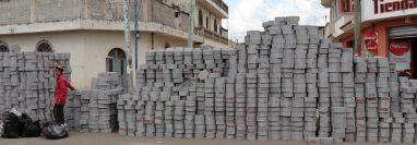 Muchas obras en beneficio de los municipios de Quiché están en riesgo. (Foto Prensa Libre: Héctor Cordero).