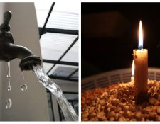 Corte de energía eléctrica en Quetzaltenango, también provocará la suspensión del servicio de agua potable. (Foto Prensa Libre: Mynor Toc)