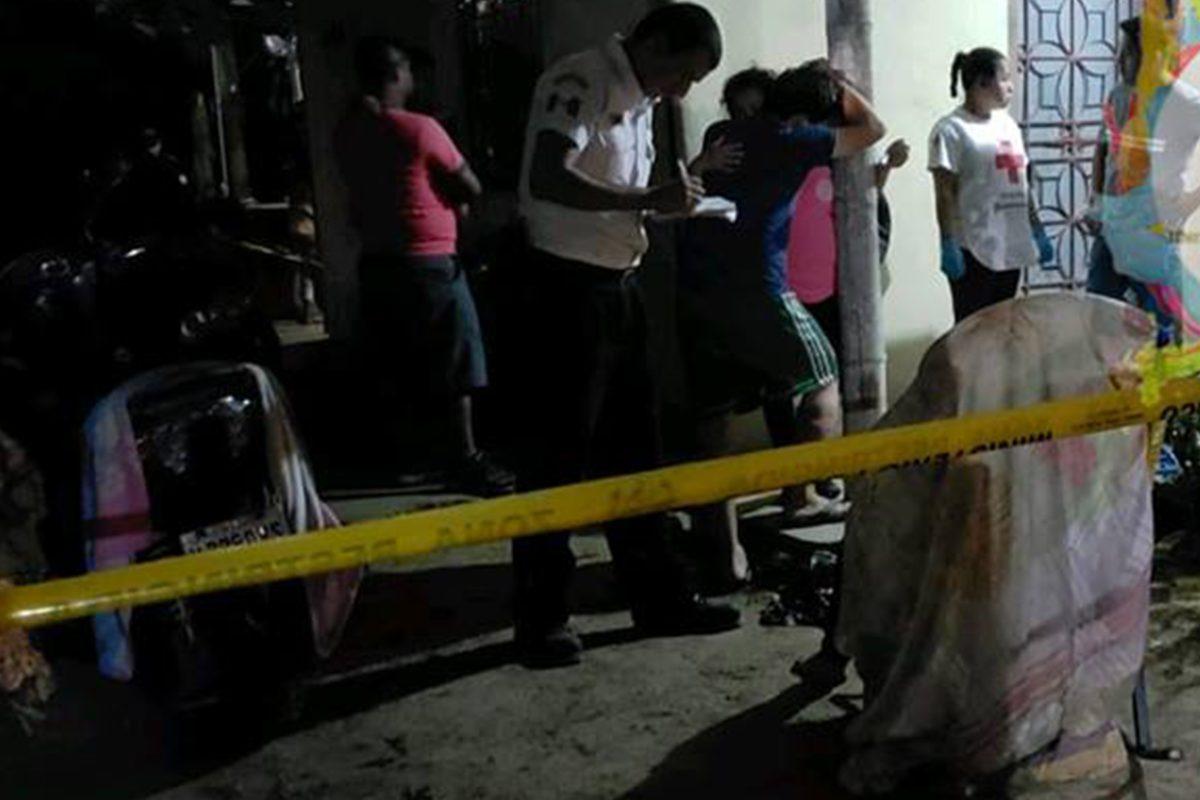 Hombre, supuestamente drogado, mata a su esposa embarazada en Tecún Umán