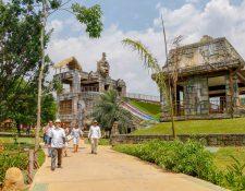 Los parques del Irtra abrirán hasta nuevo aviso. (Foto Prensa Libre: Hemeroteca PL)