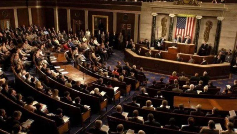 Senado de Estados Unidos. (Foto Prensa Libre: Hemeroteca PL)