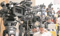 Con el reciente asesinato de un periodista en Zacapa, la SIP exigió al Gobierno la protección de los comunicadores. (Foto Prensa Libre: Hemeroteca PL)
