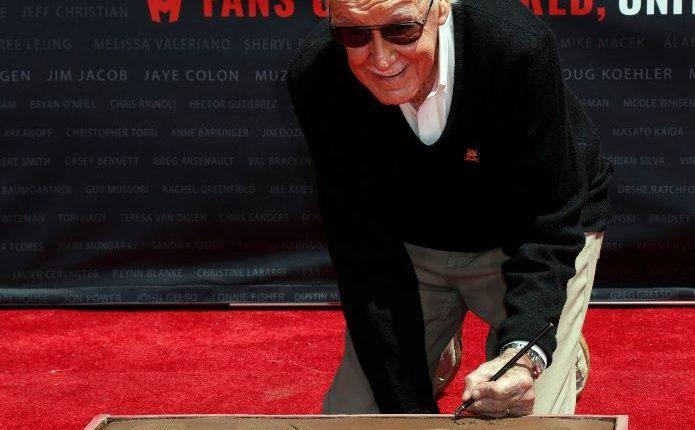 Stan Lee y sus últimos cameos.  (Foto: Prensa Libre EFE)