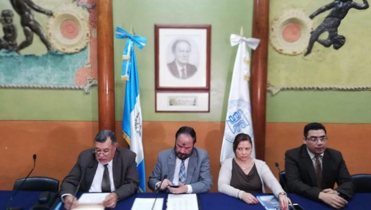 El Registro de Ciudadanos del TSE informó este miércoles sobre la negativa a la inscripción de varios candidatos a diputados. (Foto Prensa Libre: Andrea Orozco)